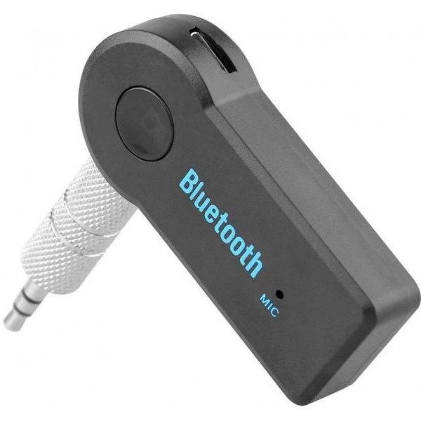 Psycho v3.0 Car Bluetooth Device with Audio Receiver  (Black)