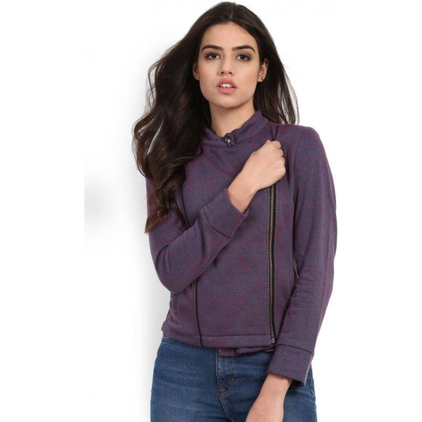 Fort Collins Full Sleeve Solid Women's Sweatshirt