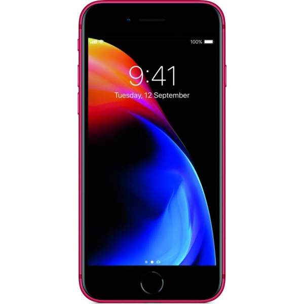 Apple iPhone 8 (PRODUCT)RED (Red, 256 GB)