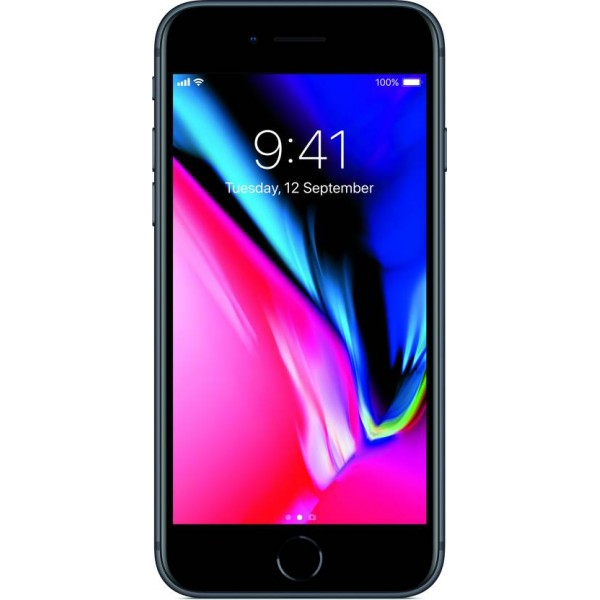 Apple iPhone 8 (Space Grey, 64 GB)