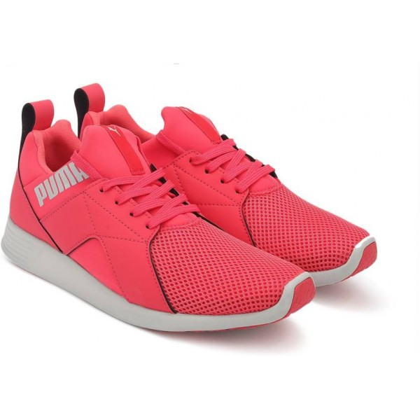 Puma Zod Runner IDP Running Shoes For Women  (Pink)