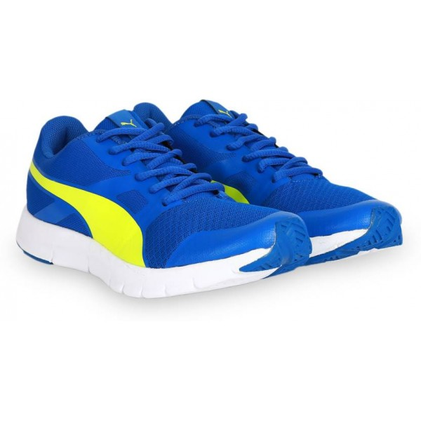 Puma PUMA Flexracer DP Running Shoes For Women  (Blue)
