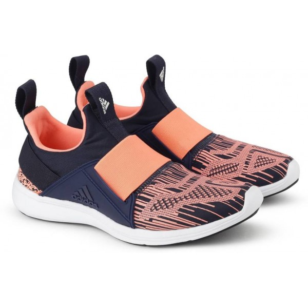 ADIDAS DROGON SL W Running Shoes For Women  (Navy, Orange)