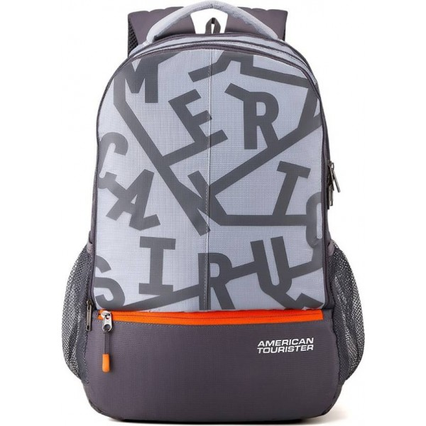 American Tourister Fizz Sch Bag 32.5 L Backpack  (Grey)