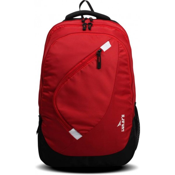 Lunar Comet 25 L Backpack  (Red, Black, White)