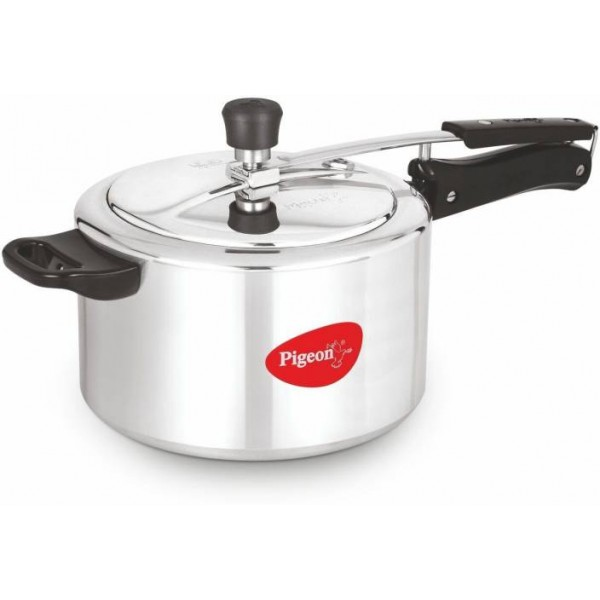 Pigeon Special 5 L Pressure Cooker with Induction Bottom  (Aluminium)