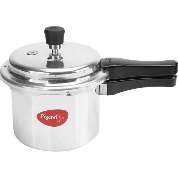 Pigeon Special 3 L Pressure Cooker with Induction Bottom  (Aluminium)